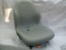 GRAY CASE SKID STEER SEAT 410, 420, 420CT, 430, 435, 440, 440CT, 445, 445CT #OS