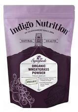Organic Wheatgrass Powder - 1kg - Indigo Herbs