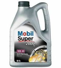 Mobil Vehicle Engine Oil