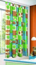 Kinderzimmer-Gardinen-Thema