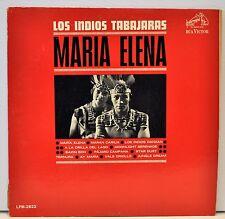 "LOS INDIOS TABAJARAS  ""Maria Elena""   1963 Vinyl LP    RCA Victor LPM2822   EX"