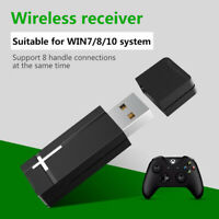 For Microsoft Xbox 360 USB Wireless Receiver Game Controller Adapter PC Windows