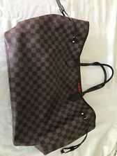 Louis Vuitton Handbags Neverfull GM Damier Ebene Authentic