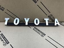 Toyota Land Cruiser fj40 Calandre Emblème Logo Inscription POELE GRILL