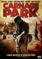 CARNAGE PARK - Ashley Bell/Pat Healy [Drama/Horror] DVD