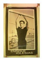 Enrique Iglesias Poster Black And White Stunning Shot