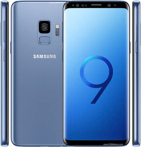 Samsung Galaxy S9 G960U 64/128/256GB AT&T OR GSM Unlocked Android Cell Phone