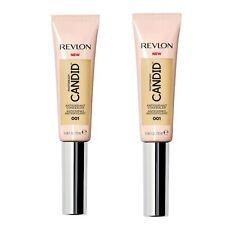 Lot of 2 Revlon Photoready Candid Antioxidant Concealer #001 Banana Brand new