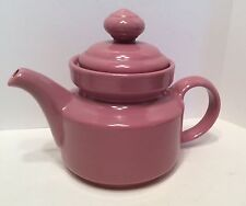 Waechtersbach Lavender Purple Teapot Tea Pot Ceramic 5 Cup