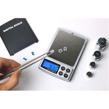 New 500g x 0.01g Digital Pocket Scale Jewelry Weight Balance Scale Precision AU