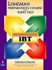 Longman Preparation Course for the TOEFL(R) Test: Next Generation (iBT) with CD-