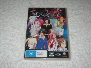 Dragonauts - The Resonance Collection - 4 Disc - VGC - Manga - Anime - R4 - DVD