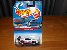 HOT WHEELS SUGAR RUSH SERIES II, SWEET TARTS, CELICA, #3 OF 4 CARS, NIP, 1998