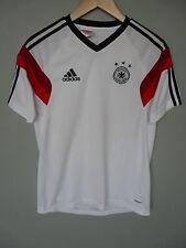 Alemania Adidas Adizero 2013 Camisa De Entrenamiento Fútbol Trikot 15-16Y (261)