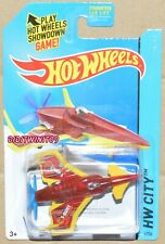 HOT WHEELS 2014 REG. TREASURE HUNT POISON ARROW W+