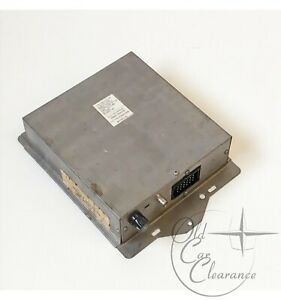 1978-1979 Lincoln Mark V, Lincoln Continental CB Transceiver (D8VY18B806A)