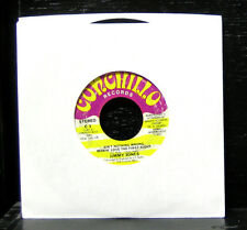 """Jimmy Jones - Ain't Nothing Wrong Makin' Love The First Night VG+ 7"""" Soul C 1"""