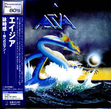 Asia S/T (1982) Japon MINI LP CD UICY - 9123 SS NEW! Downes, Wetton, Howe, Palmer