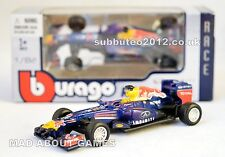 RED BULL SEBASTIAN VETTEL #1 1:64 (8 cm) die cast car models F1 Formula one
