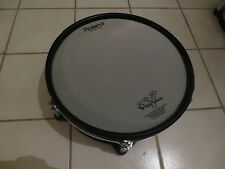 "Roland PD-125X CHROME 12"" Mesh Head V Drum (PD125x 120 125)"