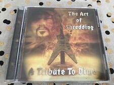 The Art Of Shredding - A Tribute To Dimebag (CD) #Pantera