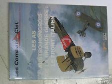 16µ?  Livre Les Combats du Ciel n°59 As Austro-Hongrois 14/18 Front Italien