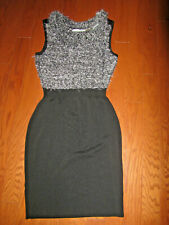 b093c10e87e841 L MARC NEW YORK COWL NECK TOP SWEATER Dress SLEEVELES NEW