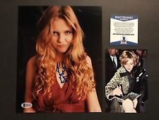 Kirsten Dunst Rare! autographed signed 8x10 photo Beckett BAS Cert PROOF!!