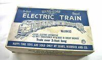 Vintage Happi Time 5-Unit Diesel Electric Train 09362 Original Box Toy Rare