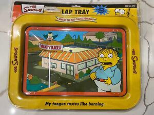 simpsons lap tray
