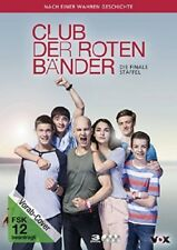CLUB DER ROTEN BÄNDER-STAFFEL 3 - Tim-Oliver Schultz, Damian Hardung  3 DVD NEU