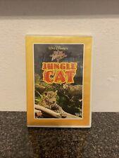 DVD Walt Disney's True Life Adventures JUNGLE CAT Amazon Nature Documentary