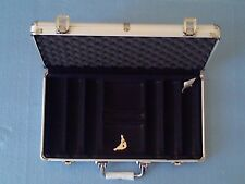 Poker Chip Case 300 chip capacity heavy gauge aluminum