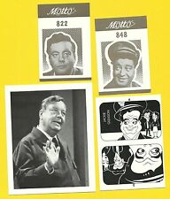 Jackie Gleason The Honeymooners TV Sit-com Smokey & Bandit Fab Card Collection