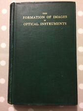 Geometrical Investigation Of The Formation Of Images In Optical Instruments 1920