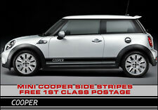 BMW Mini Side Stripes John Cooper Style, Works S, Premium Vinyl JCW Graphic