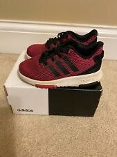 adidas Toddlers' Girls Racer TR Running Shoes Size 6 Toddler