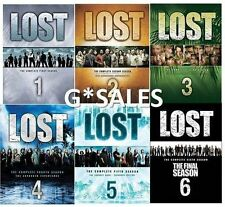 Lost ~ The Complete Series ~ Complete Seasons 1-6 ~ NEW DVD SETS (1 2 3 4 5 6)