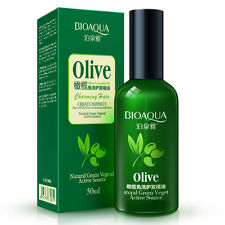 BIOAQUA Olive Charming Nourishes Hair Essential Oil Atural Green Veget 50ml