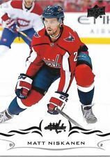 Matt Niskanen #186 - 2018-19 Series 1 - Base