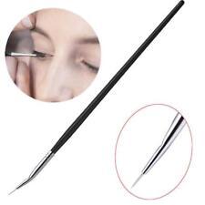 Fashion Pro MakeUp Cosmetics Eye Brushes Angled Eyeliner Brush Eye Line Tools Q
