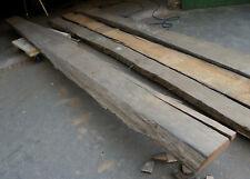 V6 Mooreiche 596x46 Bohle Brett Bog Oak Theke Altholz Tisch Platte Schnittholz