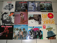 36 Vinyl LP - Sammlung - Pop, Rock, Black, usw. (MZ)