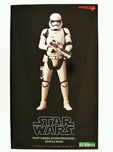 Kotobukiya Star Wars TFA First Order Stormtrooper 1:10 Scale ArtFX+ Statue