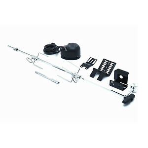 Broil King Universal Motorized DIY Rotisserie Kit for Grills and Smokers (Used)