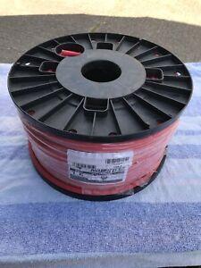 "VENTCROFT VFP-415ERH No Burn Platinum 100mtr ""RED"" 4 core with CPC 1.5mm2  ""NEW"""
