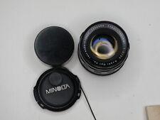 Super-Takumar (Pentax) 55mm f2.0 Lens M42 Mount