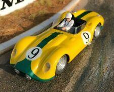 Probuild 1/32 GTM slot car LISTER JAGUAR #9 Le Mans 1958 ROUSSELLE DUBOIS RTR MB