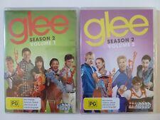Glee: Season 2, Vol. 1 & Vol. 2 [PG] (7 DVD, 2009, R4)