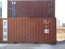 20' Cargo Container / Shipping Container / Storage Containers in Chicago, IL